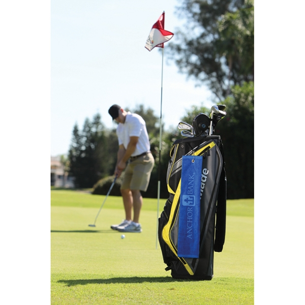 Jewel Collection Golf Towel - Colors