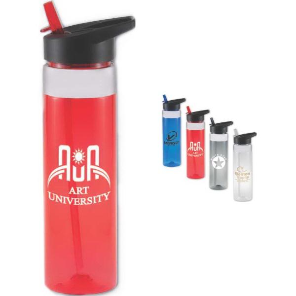 Brand Gear (TM) Tritan Sport Tumbler (TM) - Tritan sports bottle, BPA free, 16 oz.