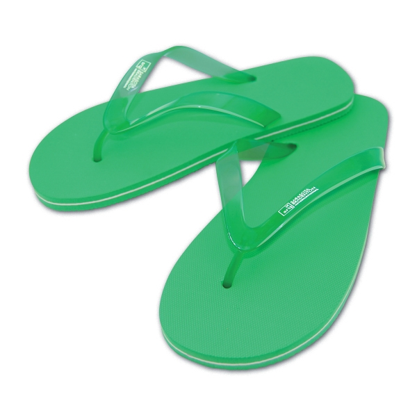 Brand Gear (TM) Sunset (TM) Flip Flop Sandals - Flip flop with 14mm EVA foam sole.