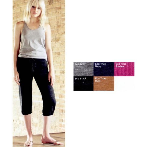 Alternative (R) Women's Eco-Jersey Crop Pants