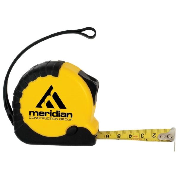 Sturdy Locking Tape Measure
