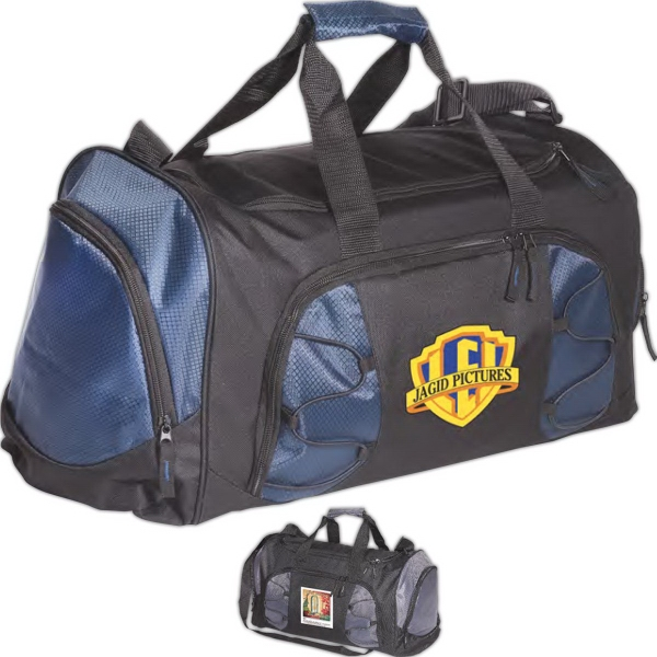 Diamond Duffel Bag