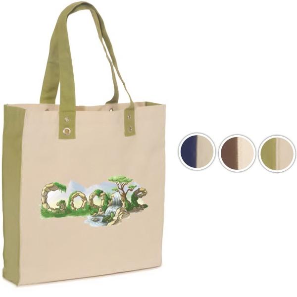 Eco-World Tote - 10 oz. Cotton