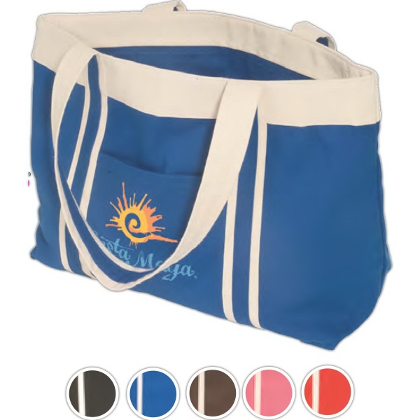 Eco-Responsible (TM) Newport Tote - 10 oz. Cotton