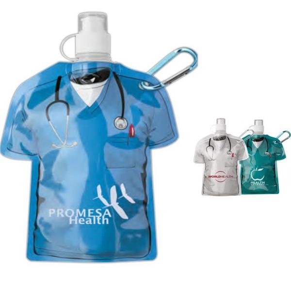 Medical Scrubs 16 oz. Water Bottle