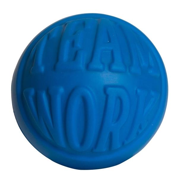 Teamwork Wordball Squeezie (R) Stress Reliever