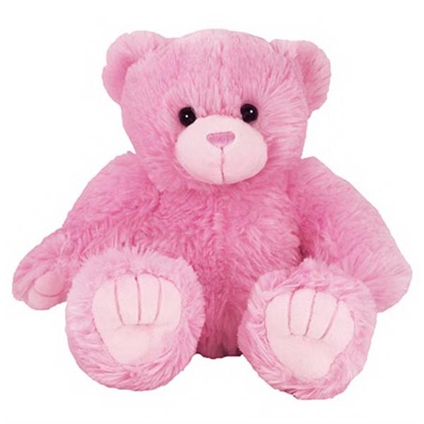 """9"""" Pink Peter Bear"""