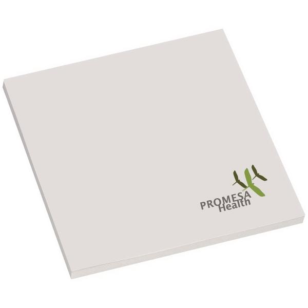 """3"""" x 3"""" Adhesive Notepad - 25 Sheets"""