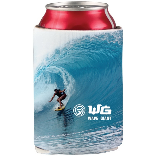 Full Color Can Cooler