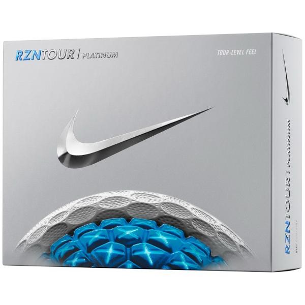 Nike RZN Tour Platinum Golf Ball