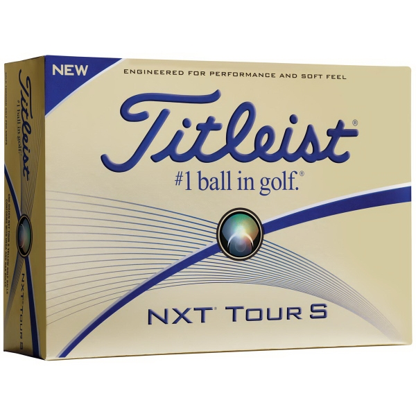 Titleist NXT (R) Tour S