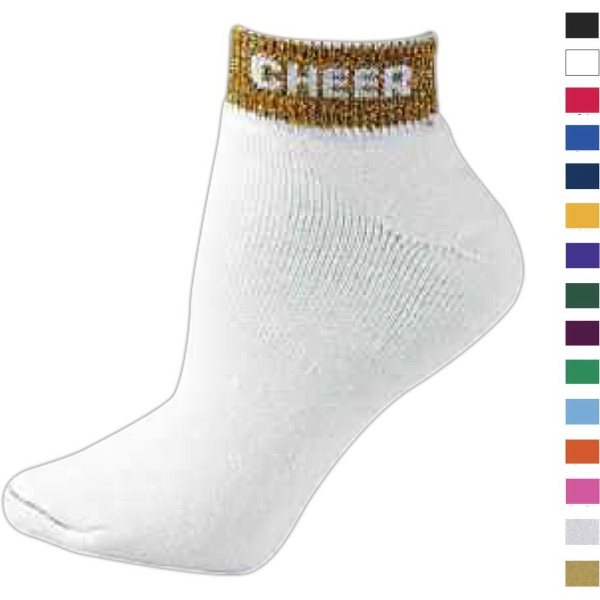 Cheer Anklet Socks
