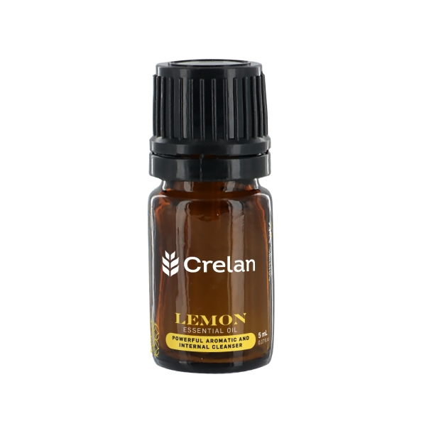 5mL Amber Bottle Essential Oil