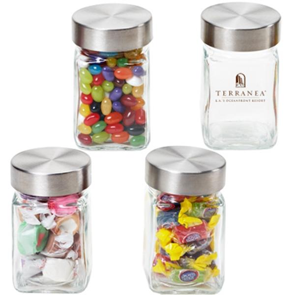 Executive Small Jar-Hard Candy