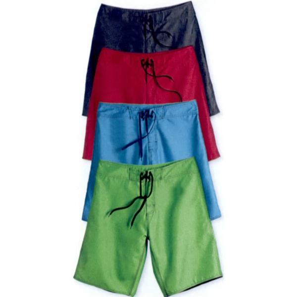 Burnside (R) Heathered Board Shorts