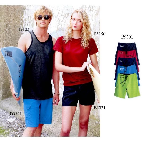 Burnside (R) Solid Board Shorts