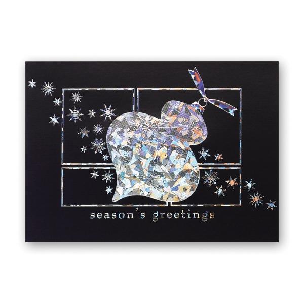 Beautiful Ornament Greeting Card