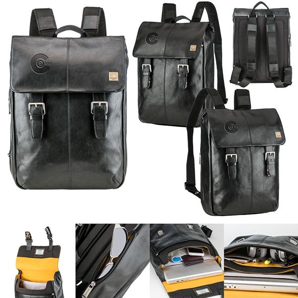 Hudson Leather Backpack