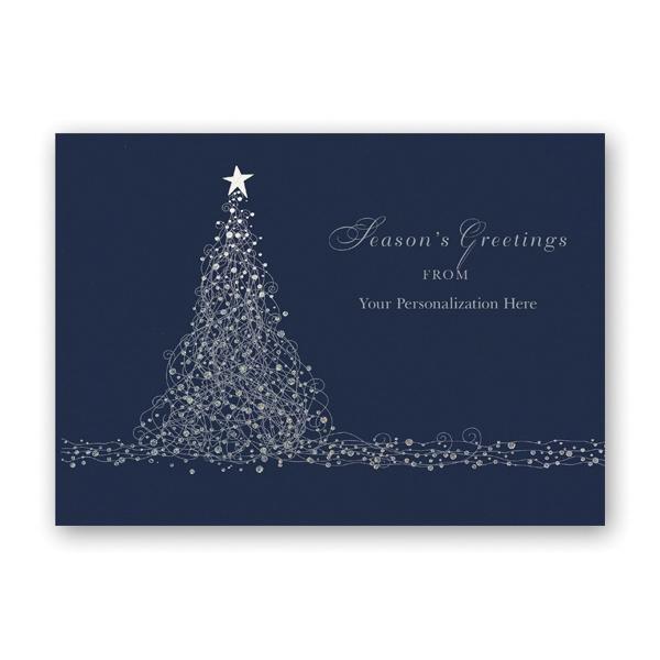 Dazzling Sight Greeting Card