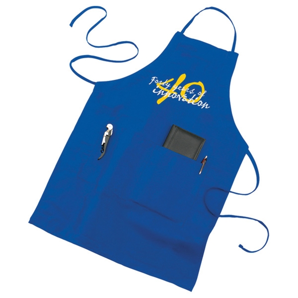 Madras Adjustable Apron