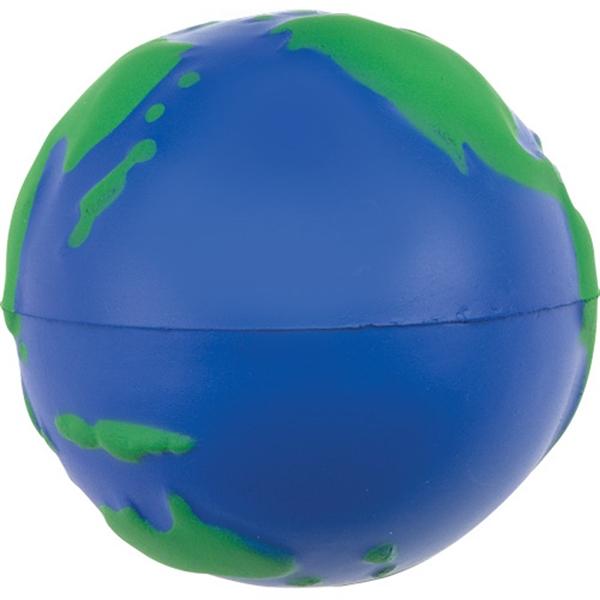 Globe Shaped Stress Ball