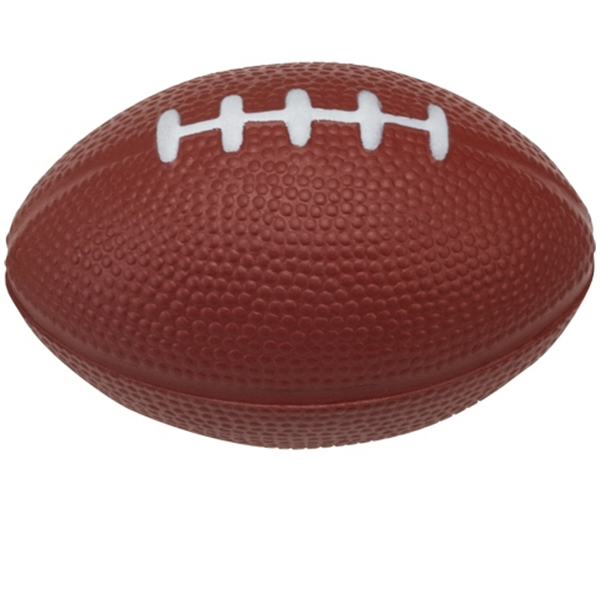 Football Shaped Stress Ball