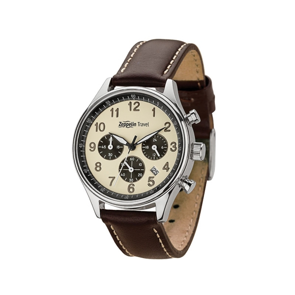 Women's Chronograph Watch w/ Date Display