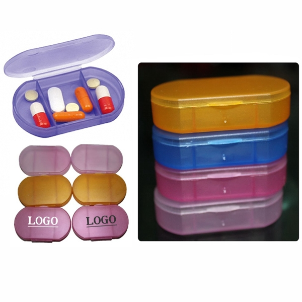 Simple Pill Box