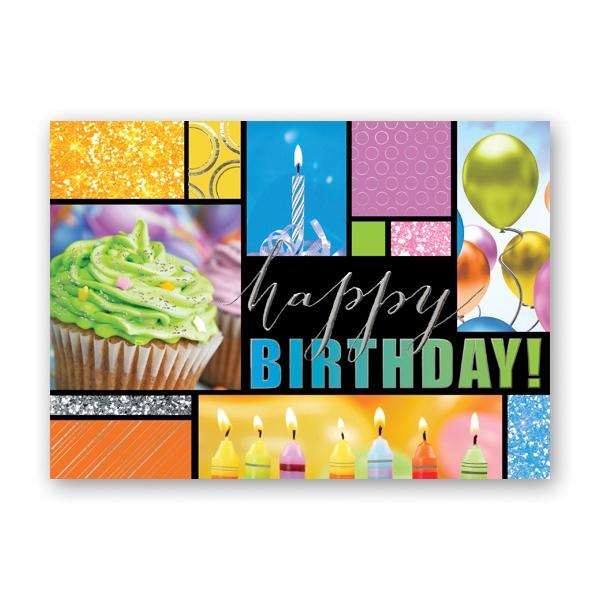 Favorite Things Birthday Card