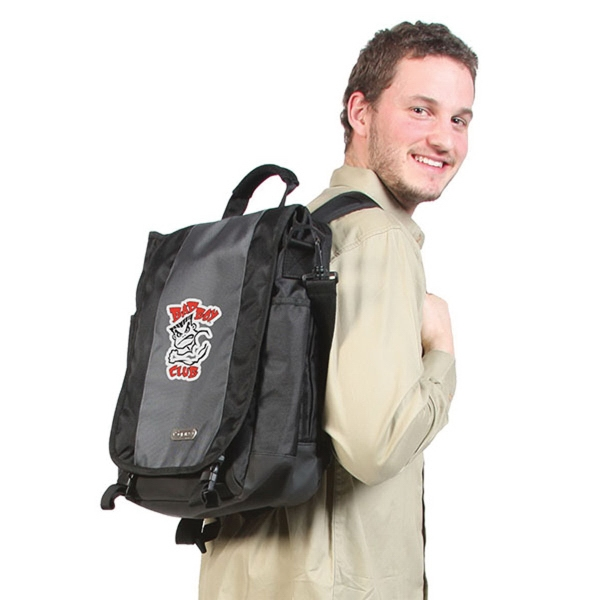"Deluxe 15"" Laptop Backpack"
