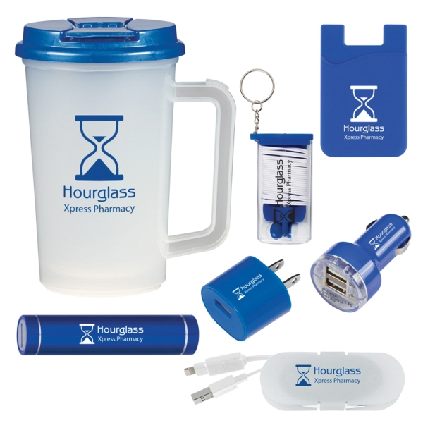 Tech Essentials Mug Kit