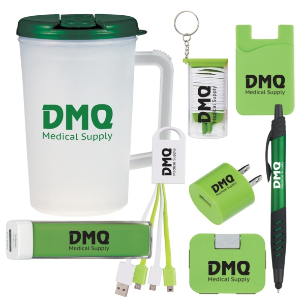 Large Tech Essentials Mug Kit