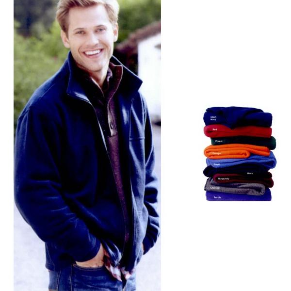 Colorado Clothing Sport Fleece Full-Zip Jacket