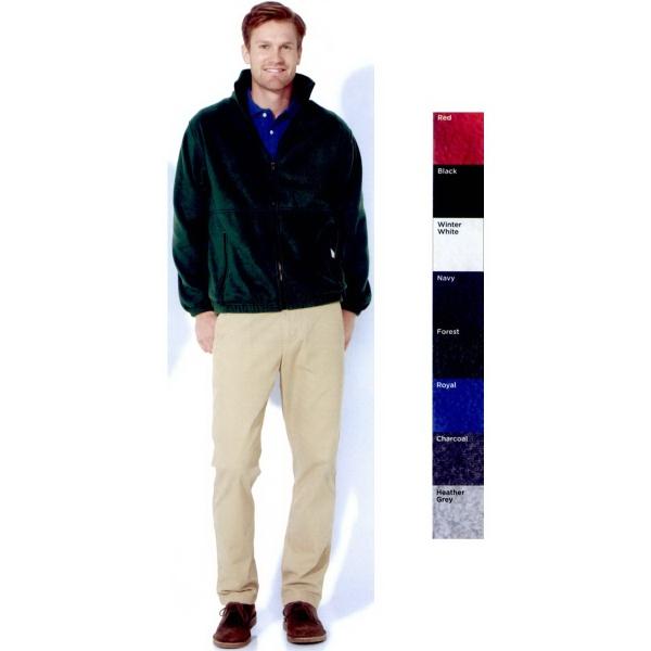 Sierra Pacific Full-zip Fleece Jacket