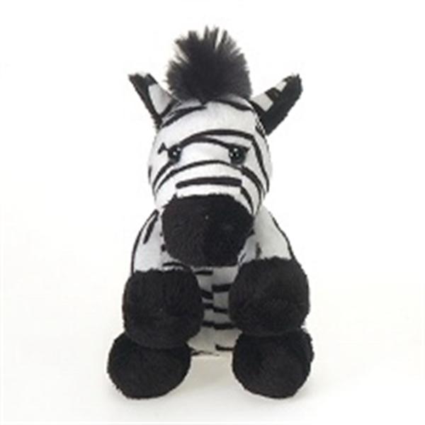 """6"""" Lil Zebra"""