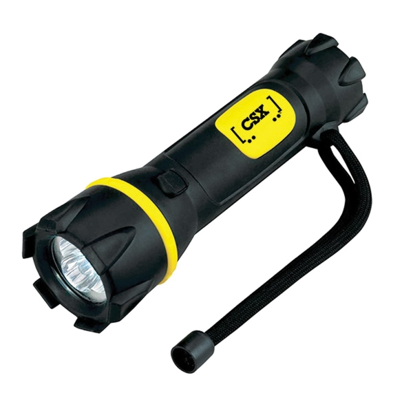 The Boss LED Flashlight