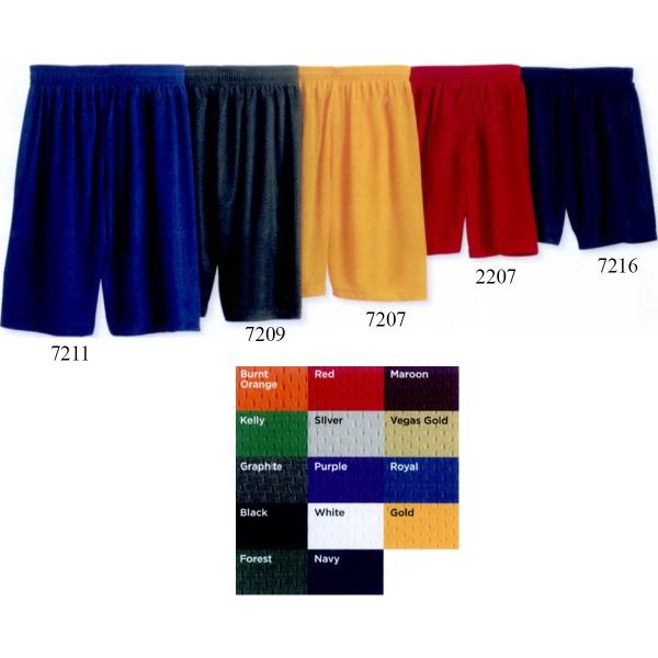 "Badger 7"" Inseam Pro Mesh Shorts"