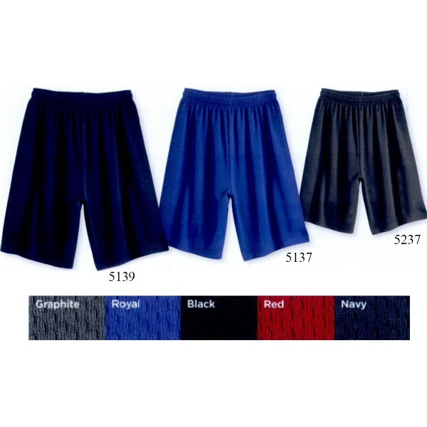 "C2 Sport 9"" Mock Mesh Shorts"