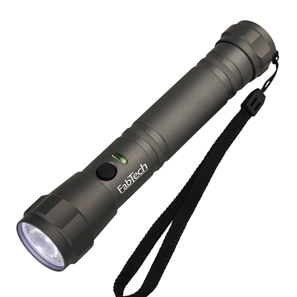 300 Lumen 6AAA Aluminum LED Flashlight