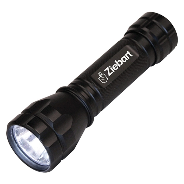 Tactical Switch LED Flashlight