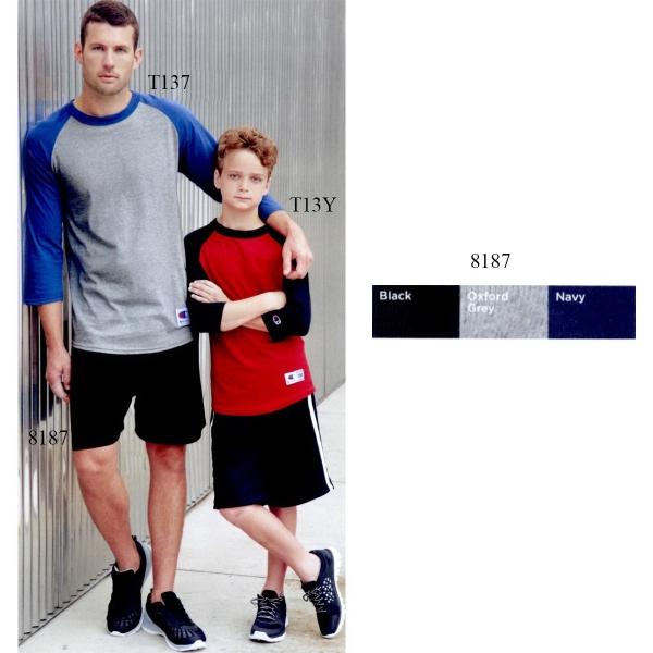 Champion (R) Cotton Gym Shorts