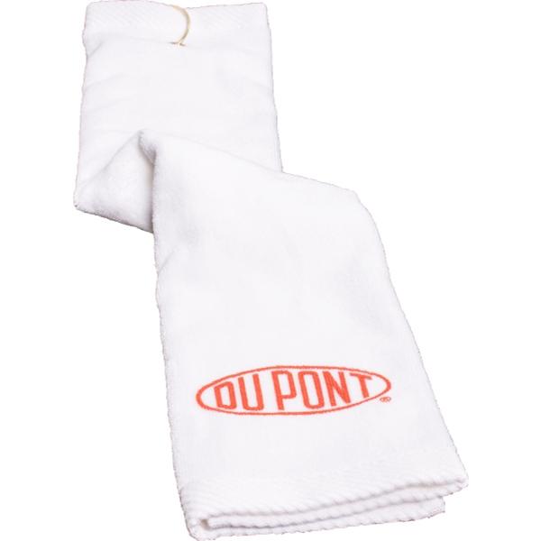 """16"""" x 25"""" Turkish Trifold Golf Towel"""