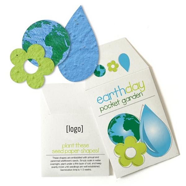 Earth Day Pocket Garden