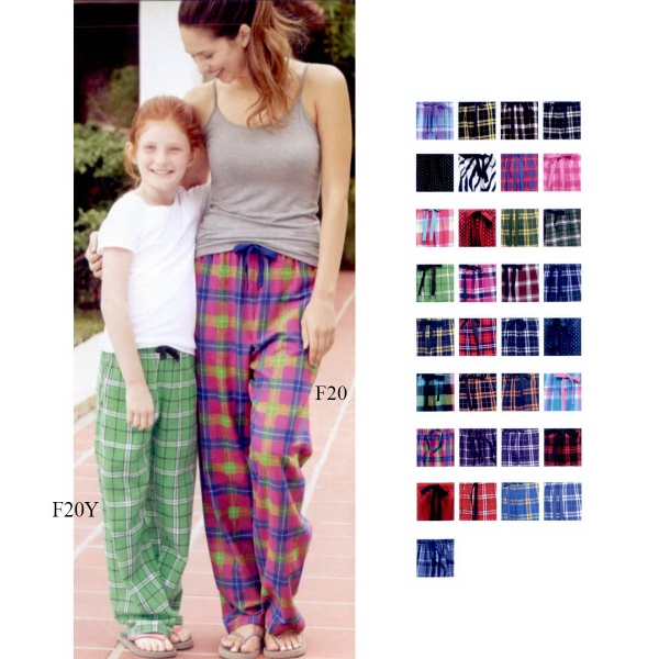 Boxercraft Fashion Flannel Pants with Pockets