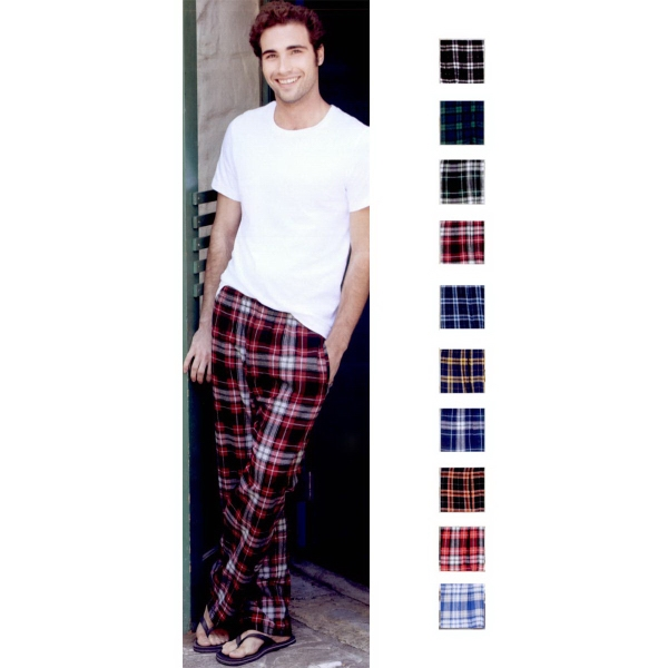 Boxercraft Flannel Pants with Pocket