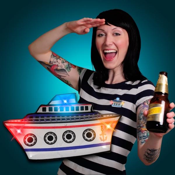 Cruise Ship Light Blinkies