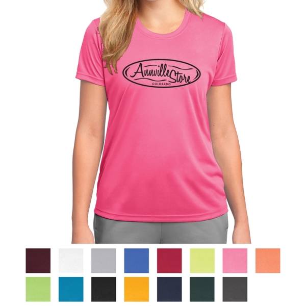 Port & Company (R) - Ladies' Essential Performance Tee
