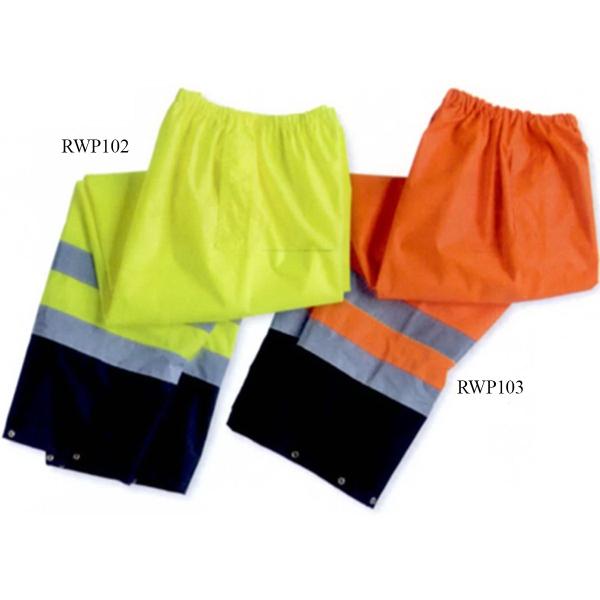 ML Kishigo Storm Cover Waterproof Rain Pants
