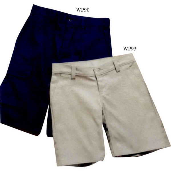 Wrangler Women's Plain Front Work Shorts