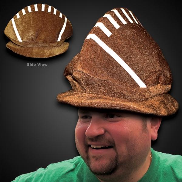 Football Plush Hat